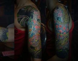 福州纹身 想知道福州纹身店哪家最好