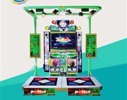 跳舞机炫舞世界游戏机