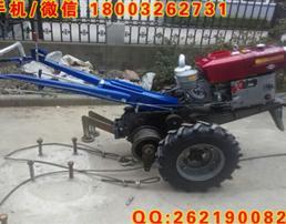 可加装收线盘上海拖拉机