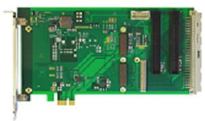 PCIE转XMC载板