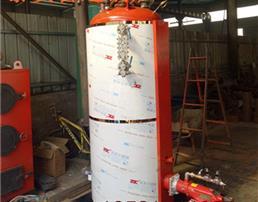 全自动环保燃油热水锅炉