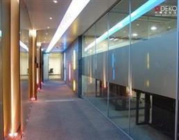 红桥安装玻璃隔断设计教学