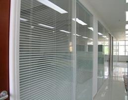 北辰安装玻璃隔断方案