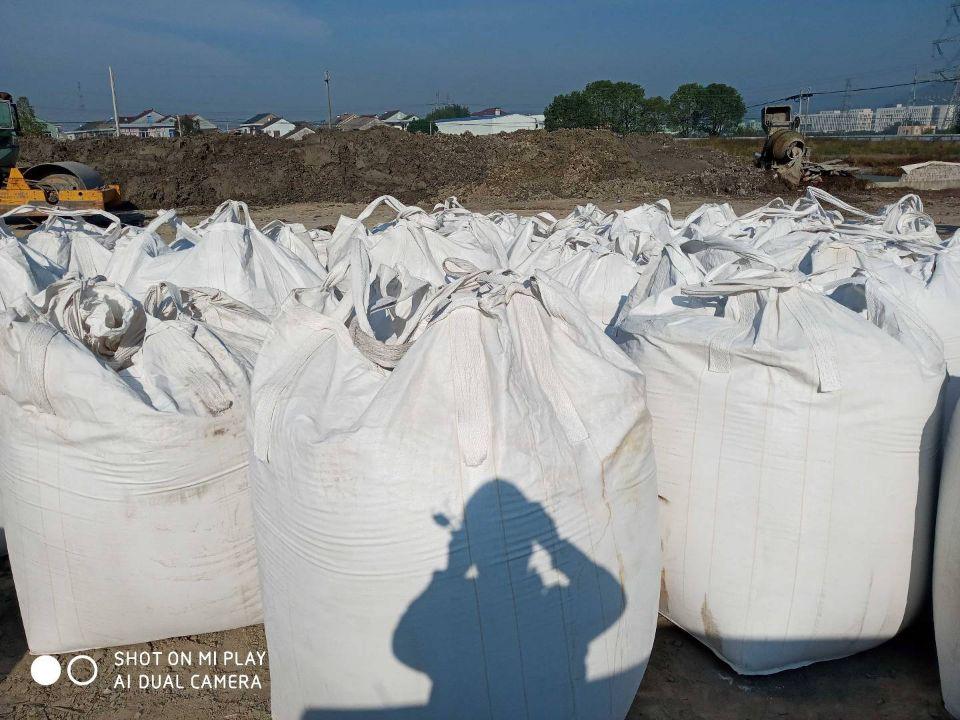驻马店土壤固化剂 驻马店工程重载便道固化土图片
