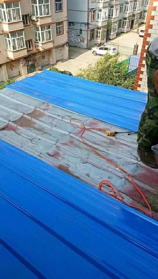 西安钢构屋面漏水维修 安康儒亿办公楼维修修缮报价