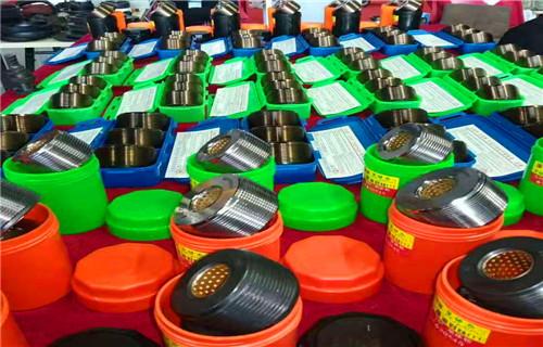 锦州市40直螺纹钢筋连接套筒厂家直销