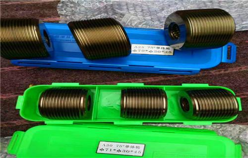 西藏40钢筋气动滚丝轮精品超强