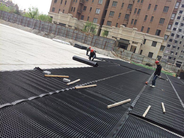 鄂州种植屋面排水板供求