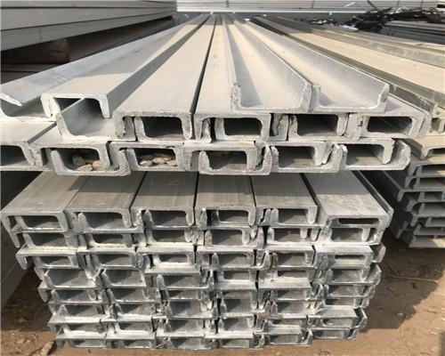 北京Q355C槽钢工厂
