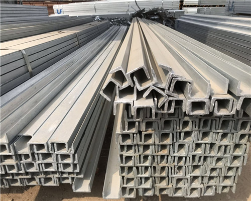 西藏Q355C槽钢生产厂家