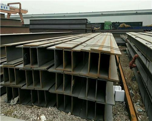 蚌埠H型鋼-熱鍍鋅工字鋼各種機器構件用