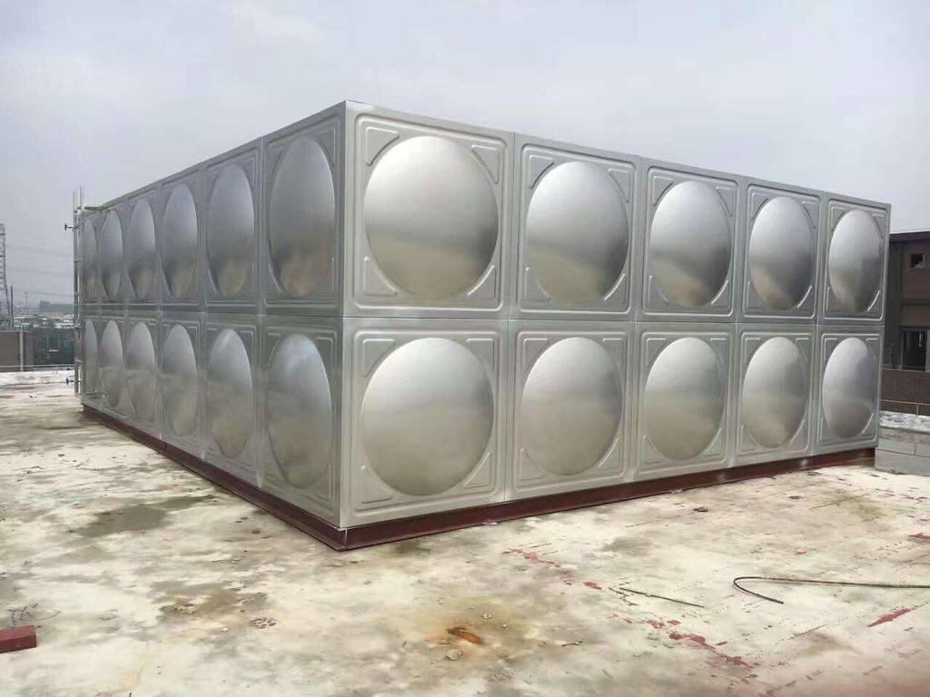 长治辉煌不锈钢水箱价格保温水箱厂家质优价廉经久耐用