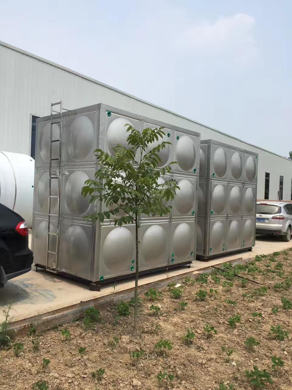 阳泉辉煌不锈钢水箱价格保温水箱厂家质优价廉经久耐用