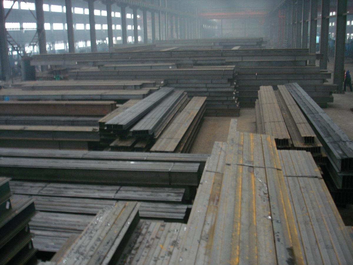 德州定做Q235B高频焊接H型钢可配送