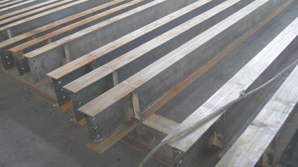 黑河建筑结构用高频焊接H型钢可订货