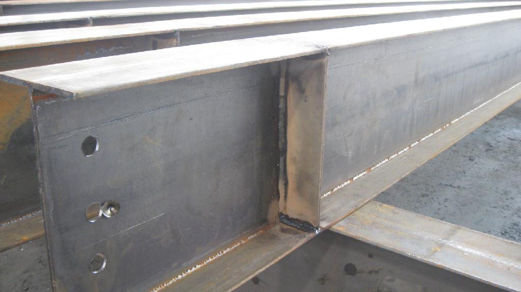 黑河钢梁/钢桩用高频焊接H型钢现货