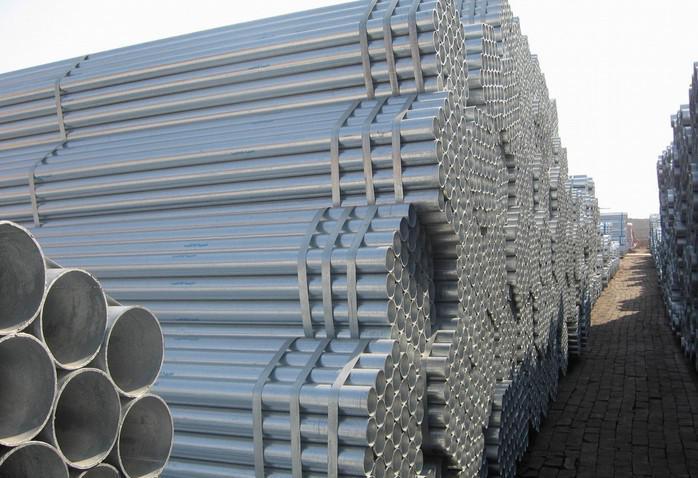 平顶山热镀锌管 Q235B镀锌管排产计划