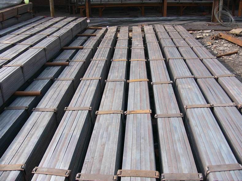 常州热镀锌扁钢 Q235B材质可订货