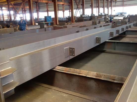 河源钢结构项目 H型钢批发