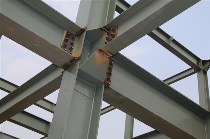 平顶山焊接h型钢(来图)加工可订货