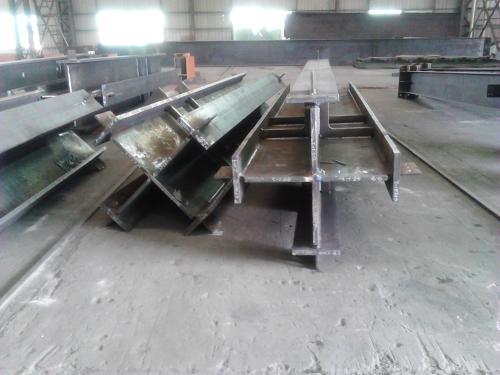 平顶山钢结构项目 H型钢可配送
