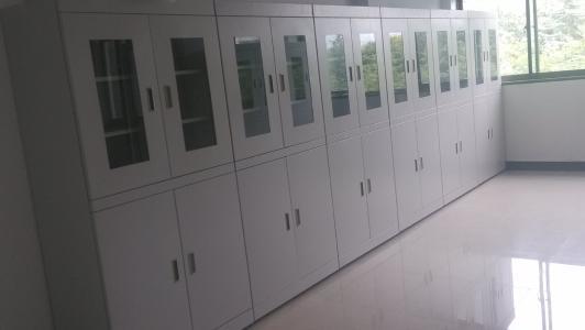 东营全木试剂柜打造人性化实验台