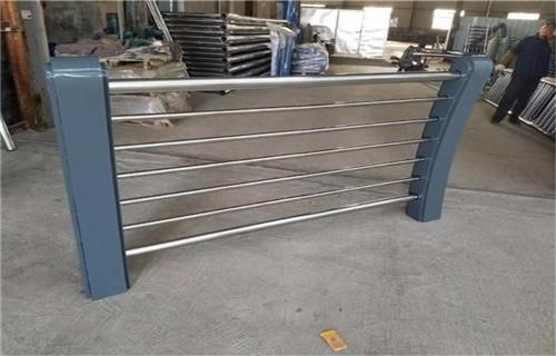 蚌埠304防撞欄桿生產廠家