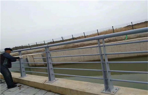 辽宁不锈钢防撞护栏每米价格