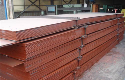 安康450钢板多少钱一吨