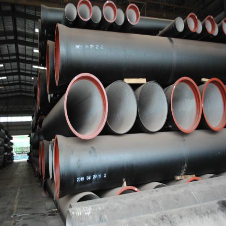 DN600排污球墨铸铁管厂家