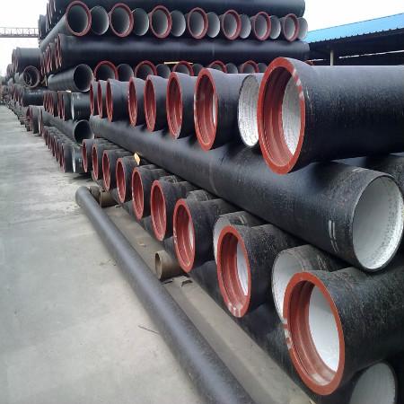 DN350排污球墨铸铁管西藏