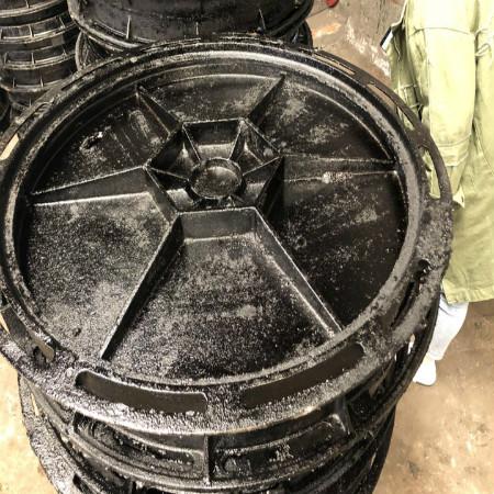 西宁450*750球墨铸铁雨水篦子