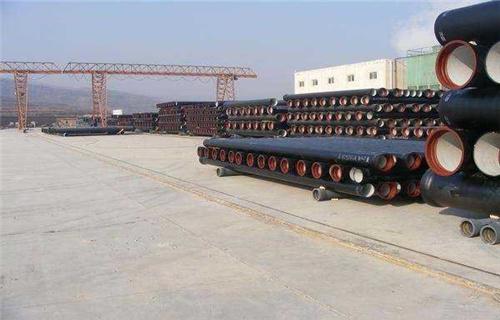 汉中市DN250mm球墨铸铁管市场行情