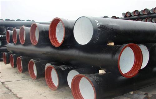 黑河市DN450球墨铸铁给水管厂家