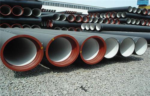 汉中市DN400国标球墨铸铁管厂