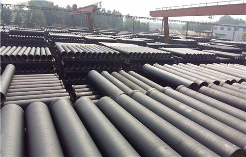 淮北市DN600国标球墨铸铁管市场行情