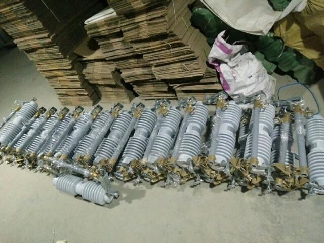 跌落式熔断器HRW7-10KV-100A -供应商