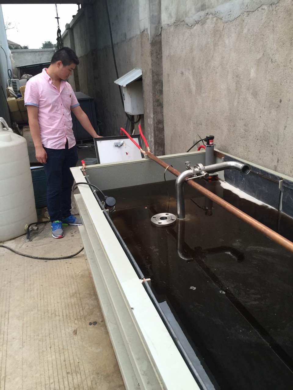 广东不锈钢电解抛光设备厂家