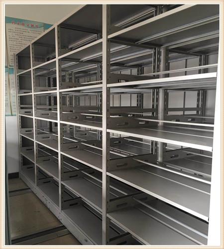东营档案室三化一体密集柜标准