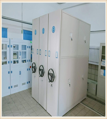 蚌埠智能回轉檔案柜制造商誠信服務