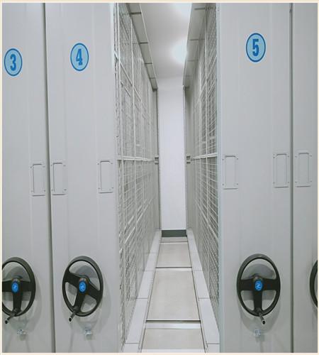济南档案室用移动密集柜总经销