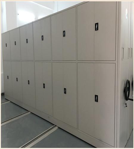 锦州电动智能型档案柜搬迁