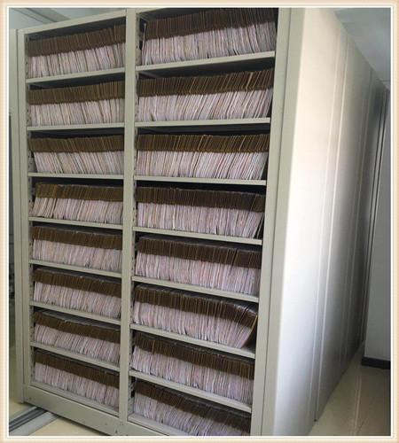 湖南不动产档案密集柜文件