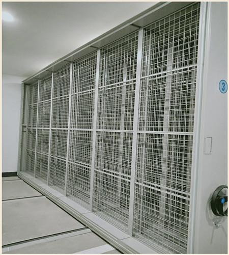 安康智能型密集档案柜电力柜