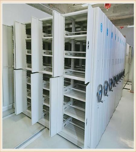 漳州档案室移动密集架产品运用时的