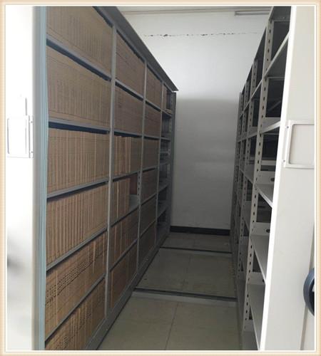 黔西南档案文件密集架产品的优势所在