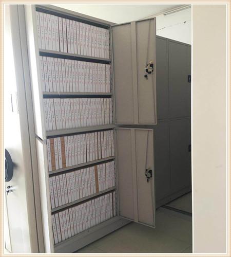 东营档案资料管理密集柜说明