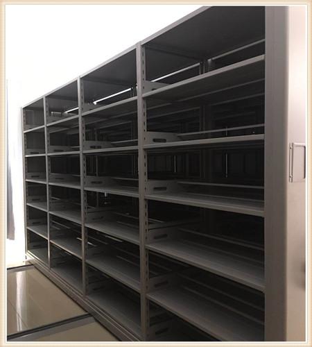 西藏档案室资料密集架钢制书架