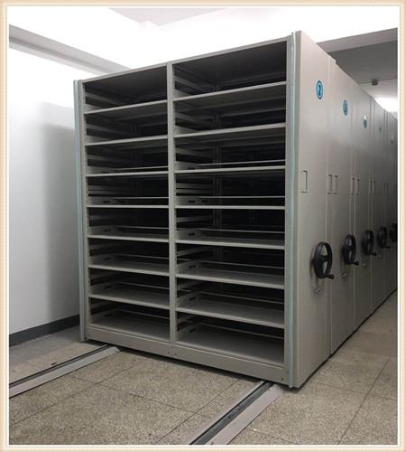 江西档案室移动密集柜