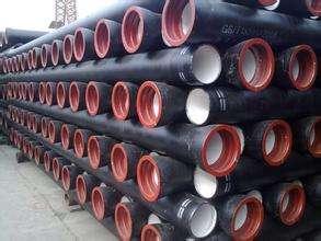 汉中市消防球墨铸铁管球墨铸铁管件